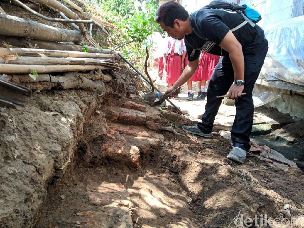 Situs Permukiman Majapahit di Utara Mojokerto Tak Berpotensi Diekskavasi