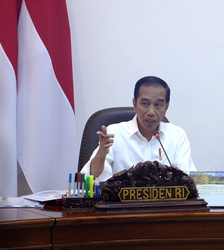 Jokowi Perintah Kapolri Tindak Aktor Rusuh Manokwari tanpa Pandang Bulu