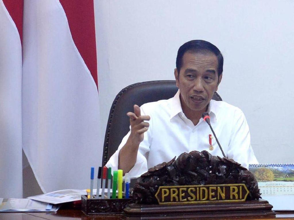 Update Proyek Penangkal Banjir Jakarta, Jokowi: Selesai Akhir 2020