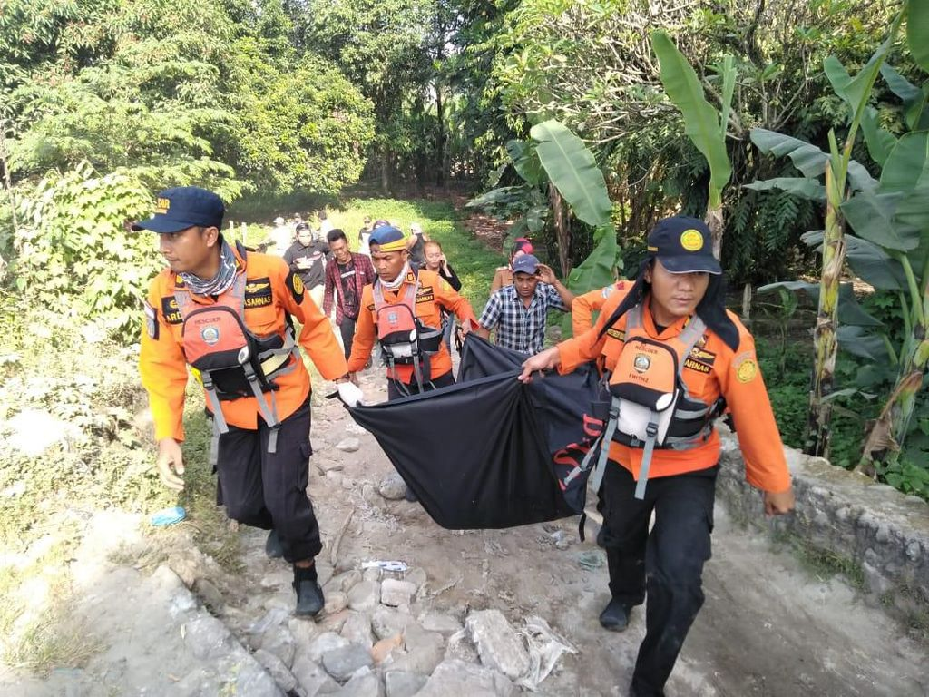 Bocah 11 Tahun Ditemukan Tewas Usai Hanyut di Sungai Belawan Medan