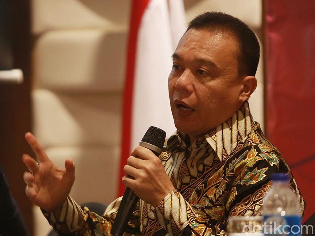Digugat Caleg karena Menangkan Mulan cs, Gerindra Siap Ikuti Proses Hukum