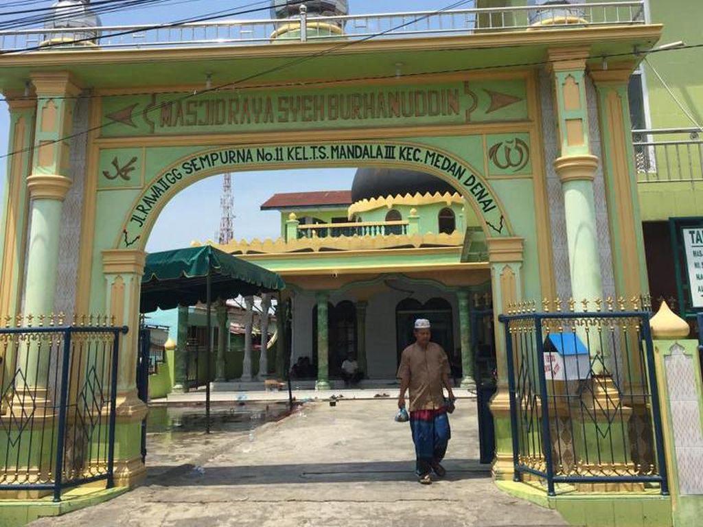 Jemaah Tarekat Syattariyah di Medan Gelar Salat Idul Adha Hari Ini