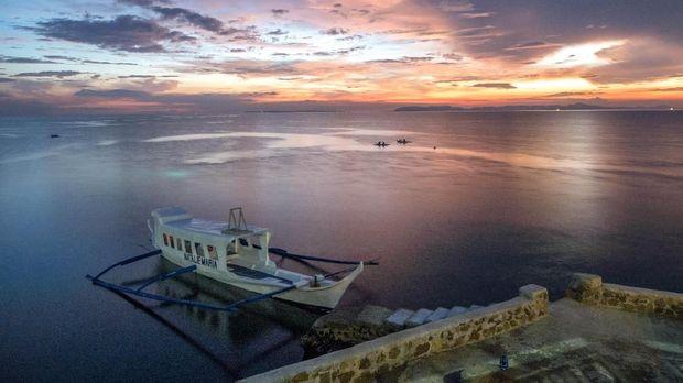 6 Pantai Eksotis di Filipina Selain Boracay