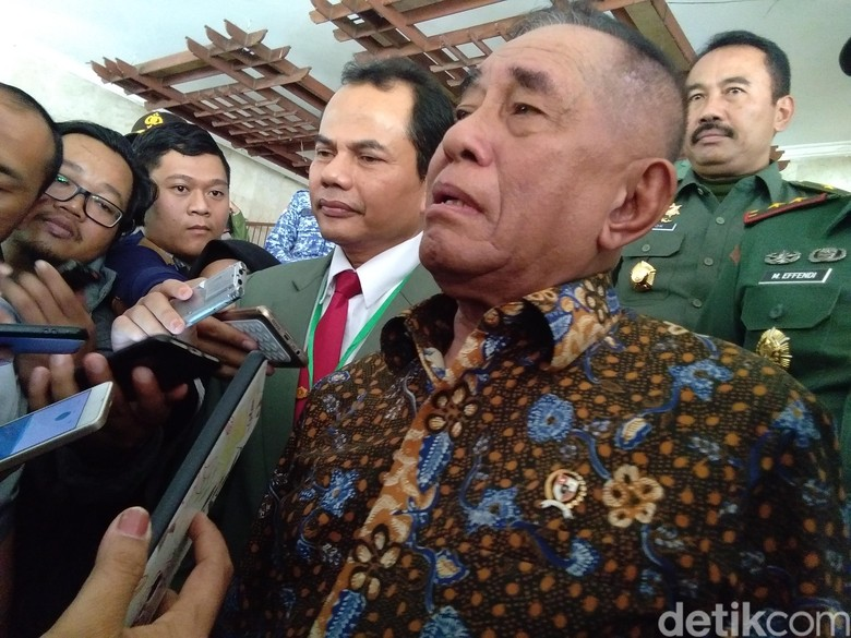 Wiranto Ditusuk, Menhan: Saya Nggak Perlu Tambahan Pengamanan