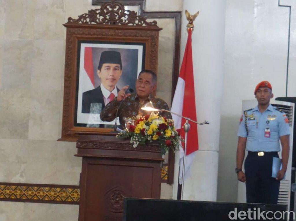 TNI Pertahankan Enzo di Akmil, Menhan Angkat Bicara