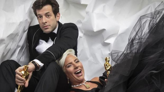 Lady Gaga & Mark Ronson
