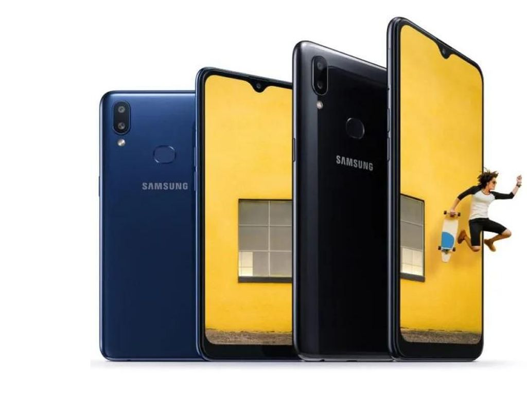 Samsung Siapkan Galaxy A Paling Murah