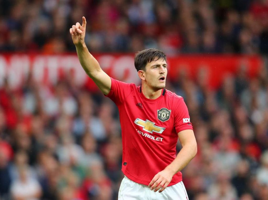 Sir Alex Ferguson Senang Harry Maguire di Manchester United