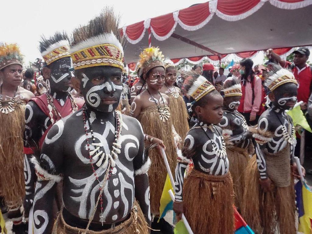 Apa Kabar Rencana Jokowi Rekrut 1.000 Pemuda Papua Kerja di BUMN?