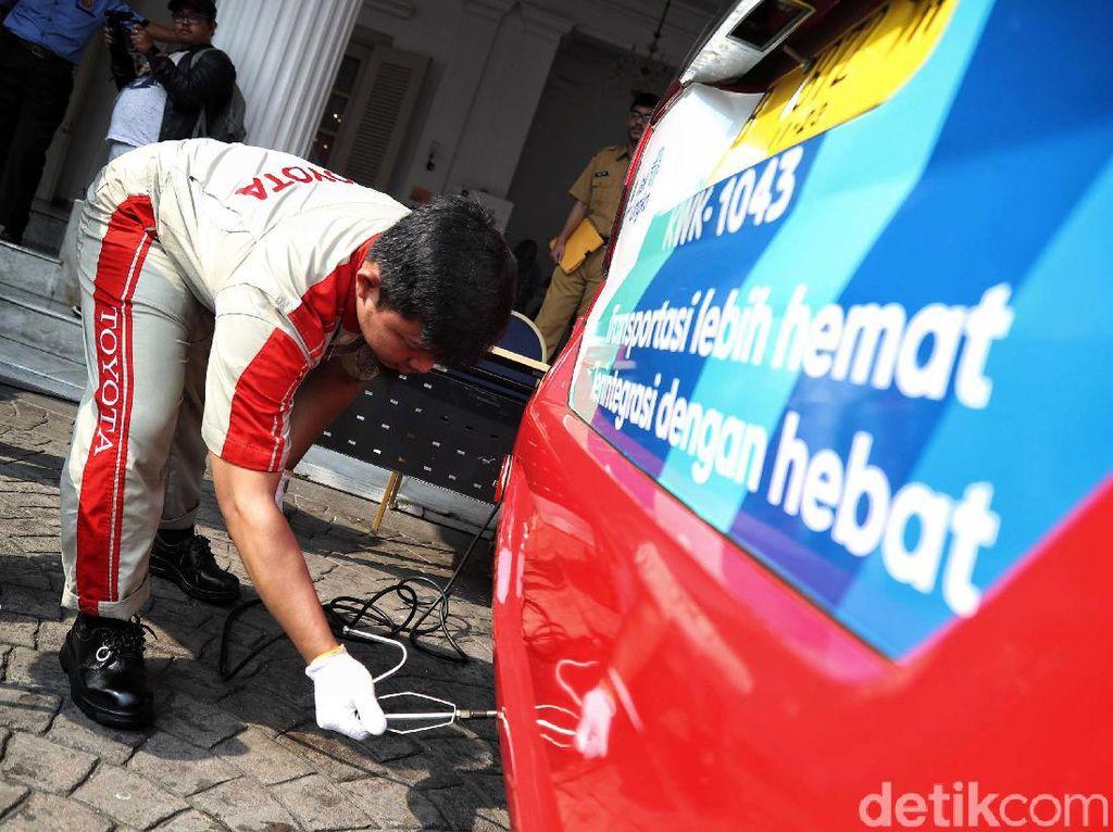Ini Lho Penyebab Bus dan Truk Jadi Sumber Polutan DKI Jakarta