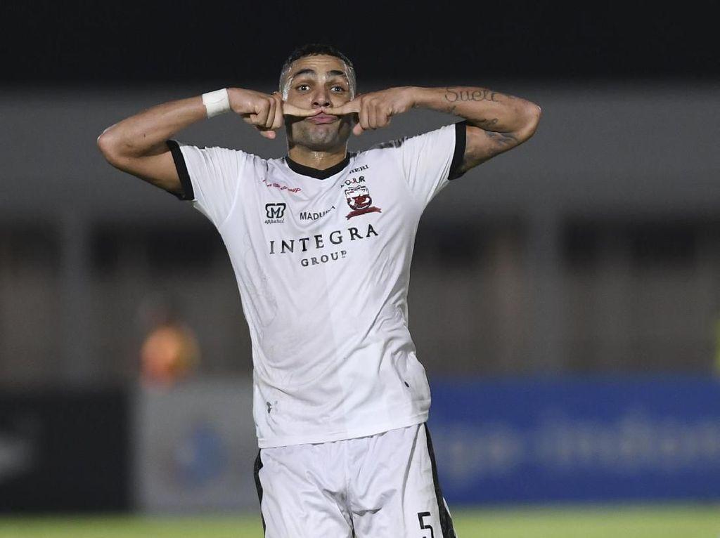 Jelang Hadapi Madura United, Persija Waspadai Mantan