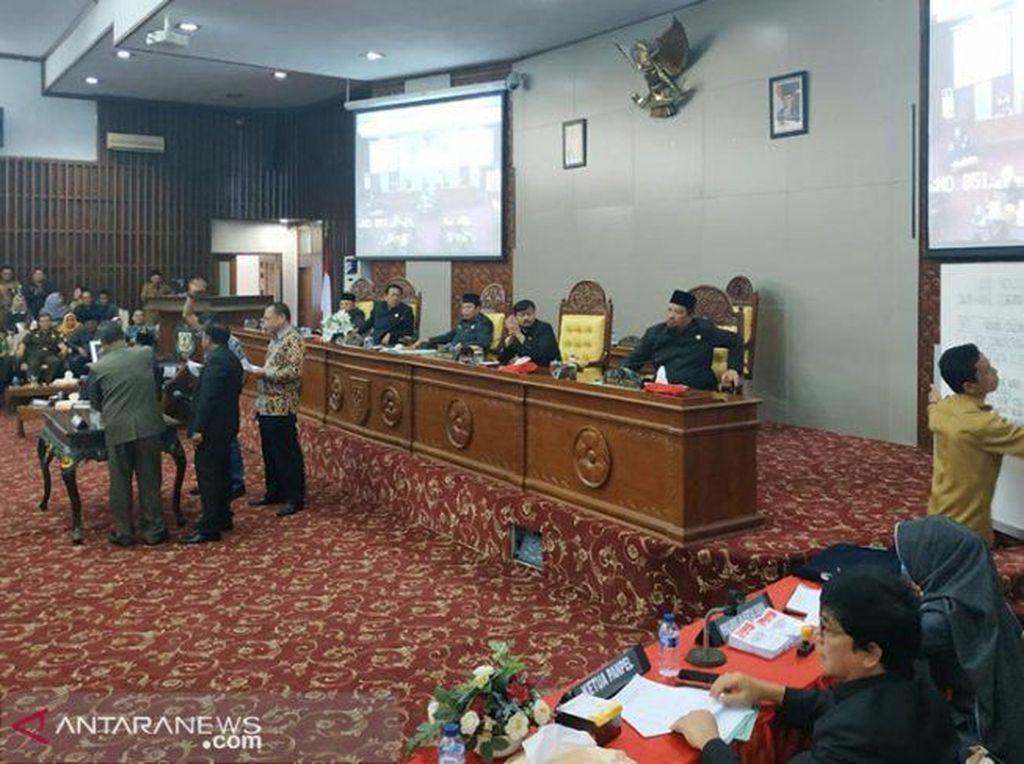 Politikus NasDem Dedy Black Menangi Pemilihan Wagub Bengkulu