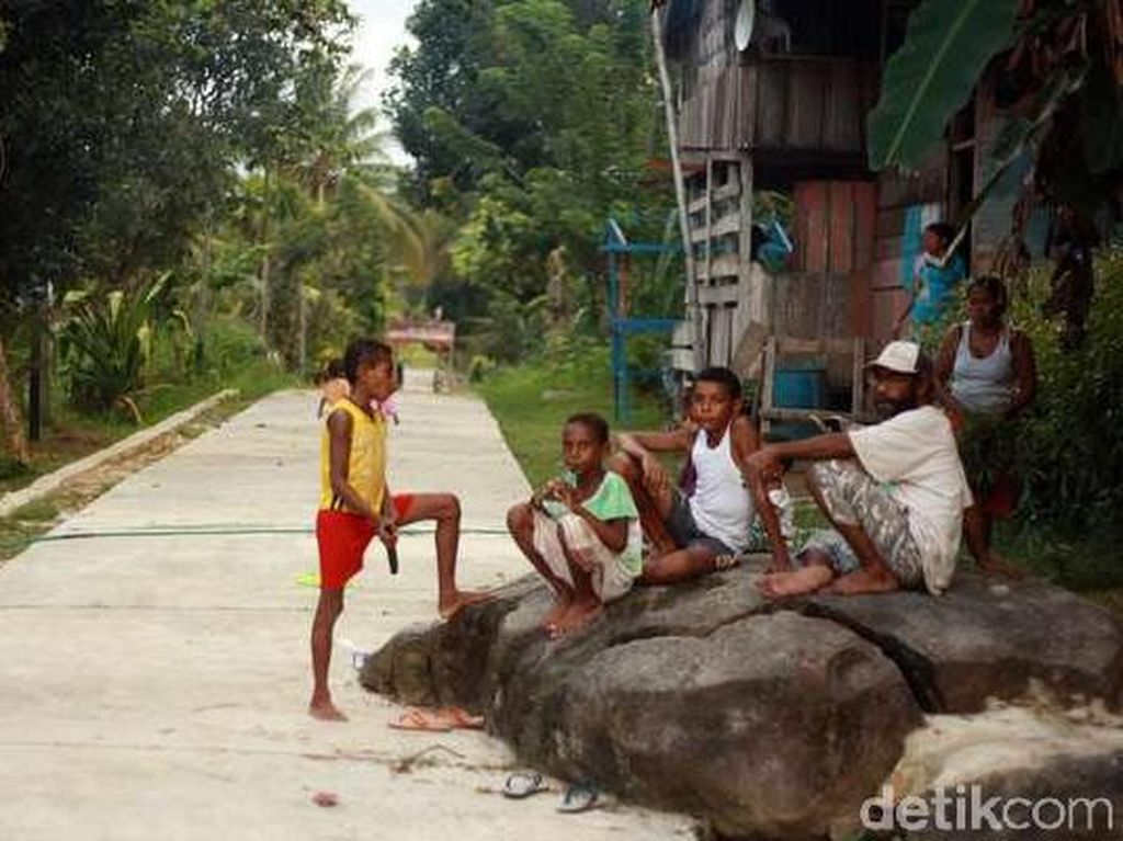 Nama Kampung Unik di Papua: Khawatir Sore
