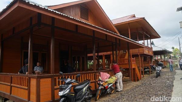 Tertarik Beli Rumah Panggung Manado
