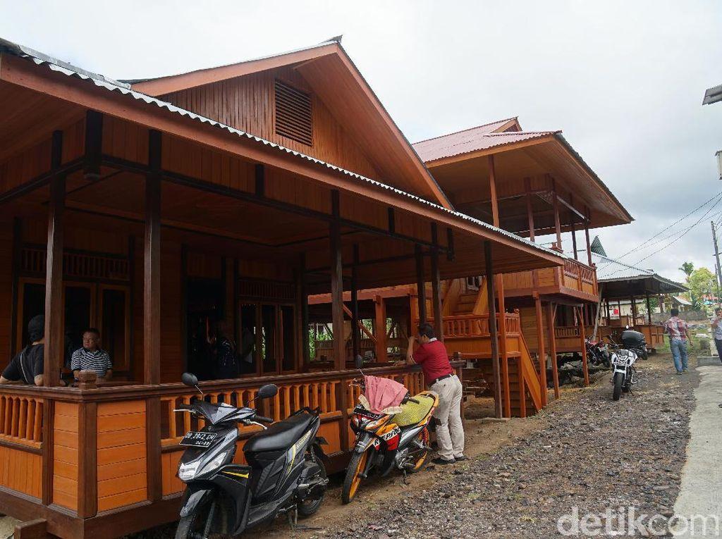 Tertarik Beli Rumah Panggung Manado?