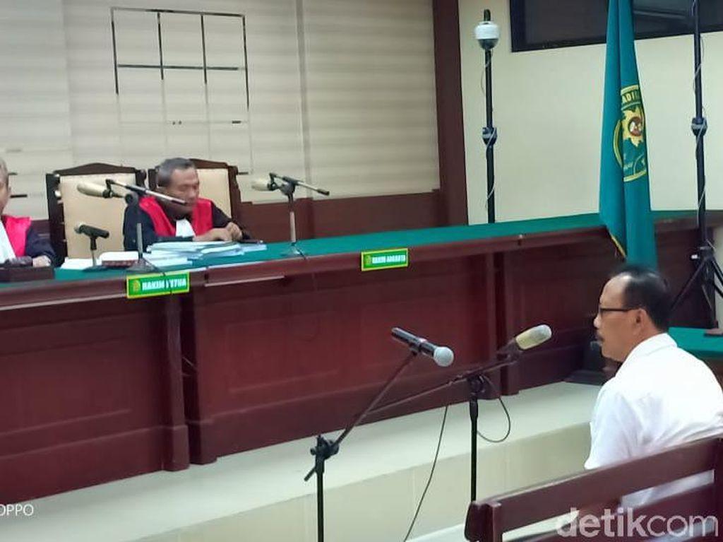 Mantan Sekda Kota Malang Divonis 3 Tahun Penjara Kasus Penyuapan