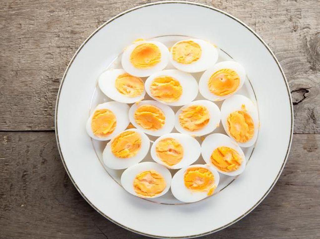 Klaim Telur Rebus Cegah Corona, Ini Cara Merebus dan Mengupas Telur