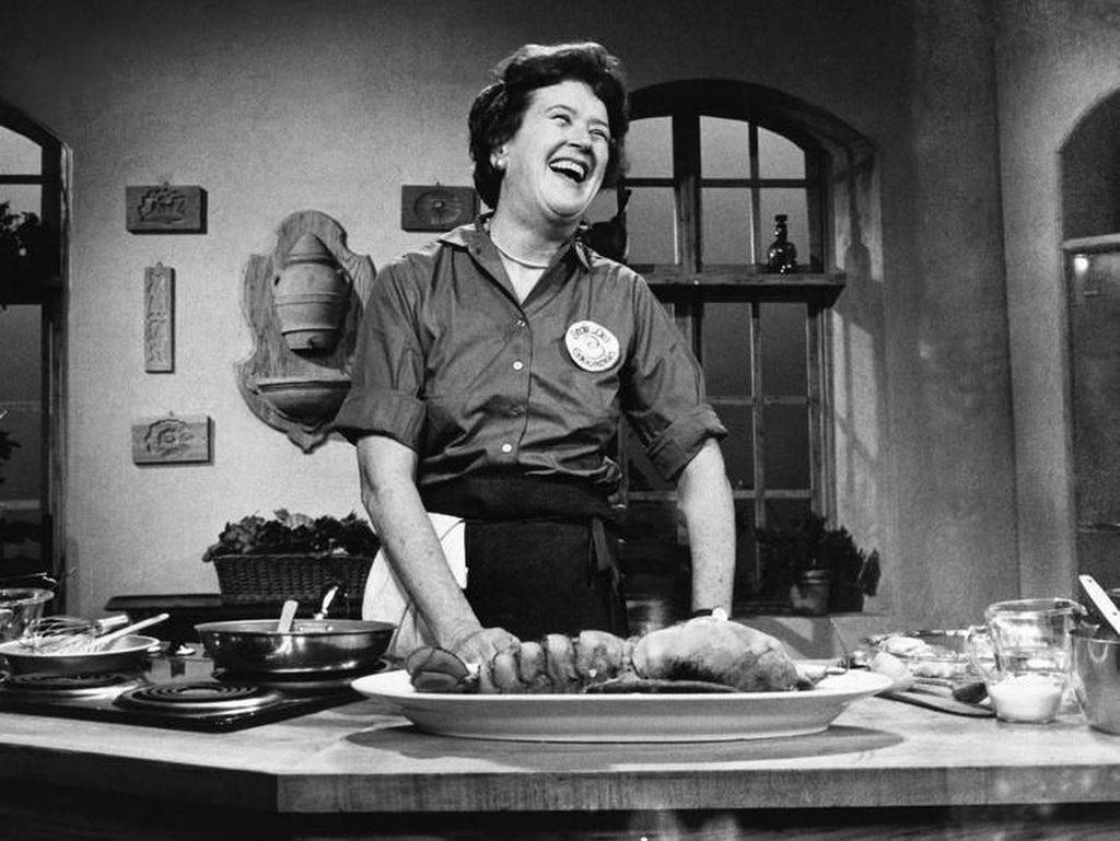 Foto-foto Dari Puluhan Tahun Ini Ungkap Tentang Kisah Makanan