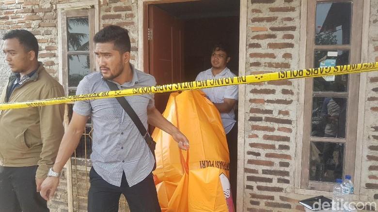 Pembunuhan di Serang: Ayah, Ibu dan Anak Terkapar di Ruang Keluarga