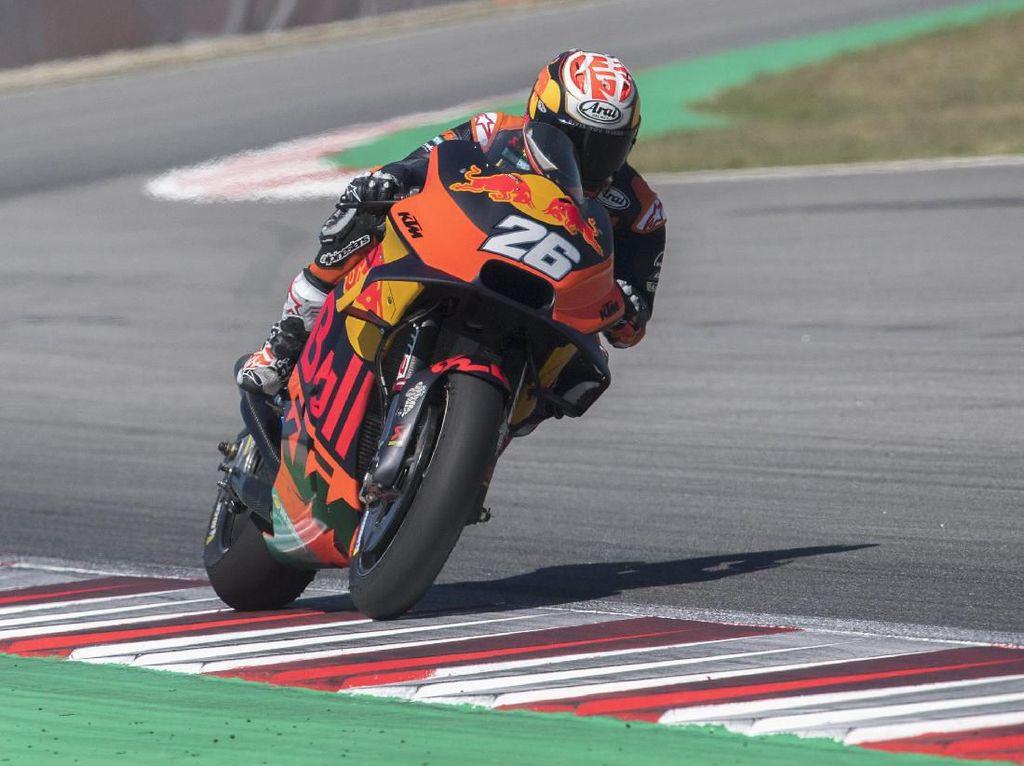 Pol Espargaro: KTM Bisa Mulai Nikmati Sentuhan Dani Pedrosa Musim Ini