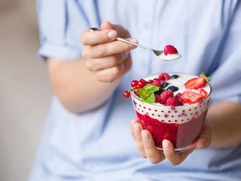 Manfaat Baik Yoghurt untuk Ibu Menyusui
