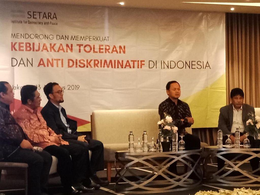 Jawa Barat Provinsi Paling Intoleran Kebebasan Beragama