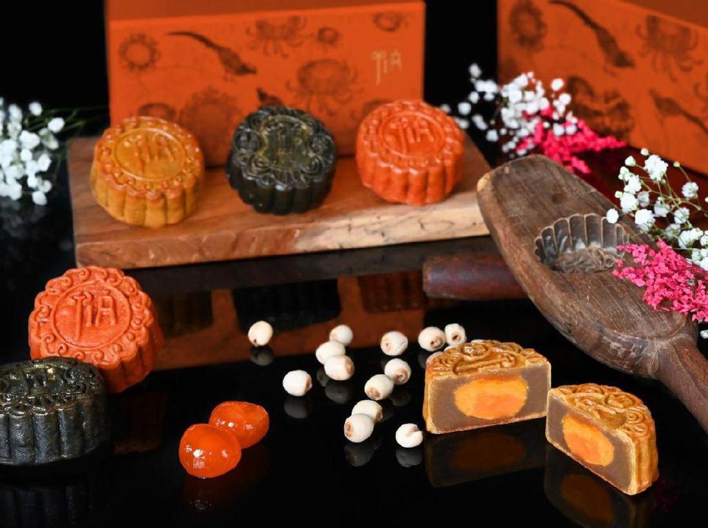 Meriahkan Mooncake Festival, Beragam Kue Bulan Aneka Rasa Ada di Sini