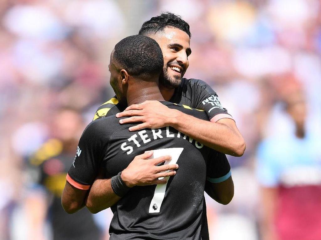 Mahrez Rela Potong Liburan Demi Pekan Pertama Liga Inggris
