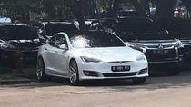 Mengenal Mobil Listrik yang Dipakai Bamsoet saat Bertemu Jokowi