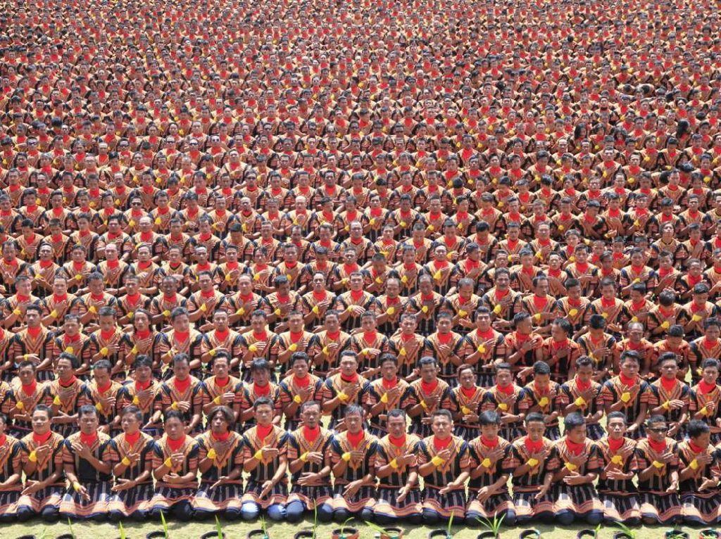 Lewat Festival Saman, Kemenpar Ajak Wisman ke Gayo Aceh