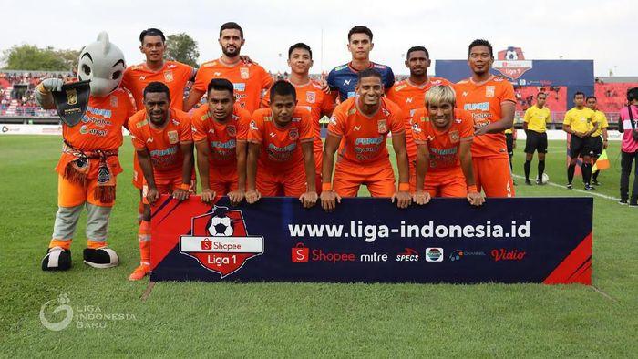 Borneo FC tak menyepelekan Persib Bandung, yang sedang dalam laju buruk. (dok. Liga Indonesia)