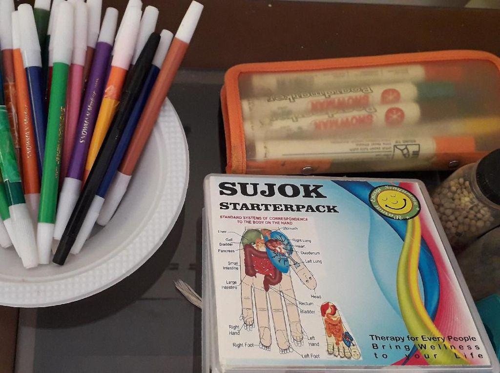 Terapi Sujok Tinta Spidol Bisa untuk Diabetes dan Ginjal, Ini Kata Ahlinya