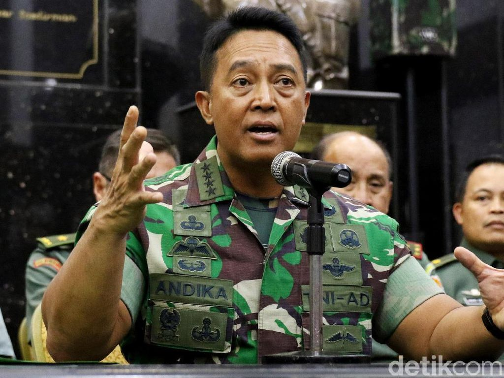 KSAD: Upacara Pencopotan Dandim Kendari Digelar Besok di Makassar