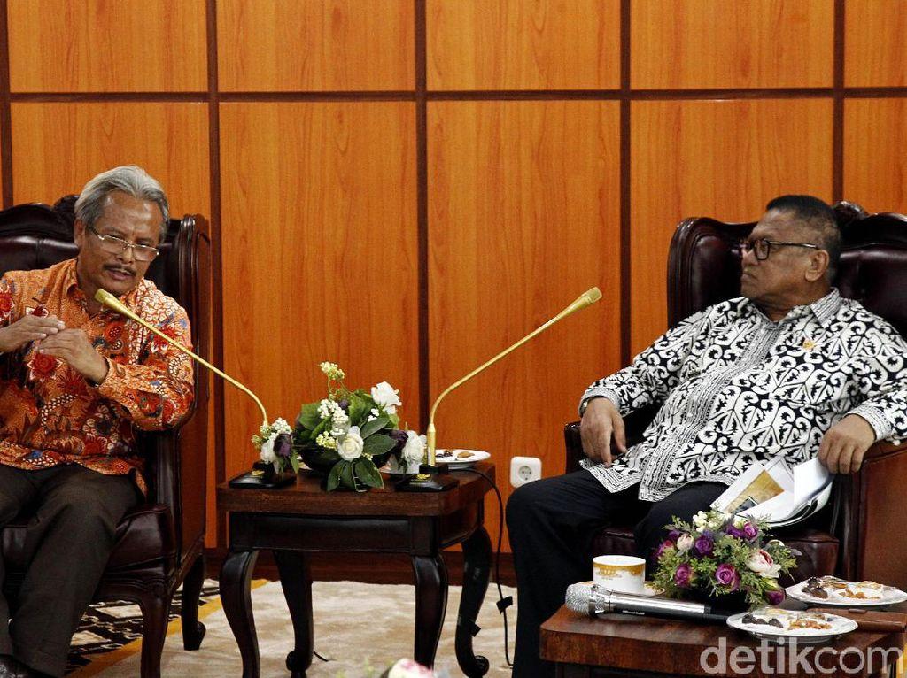 OSO Dukung Rencana Pembangunan PLTN di Kalimantan Barat