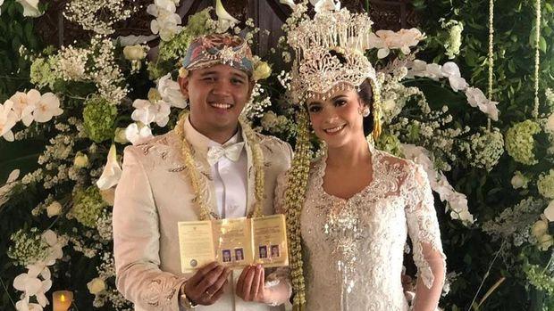 Cantika Felder resmi menikah