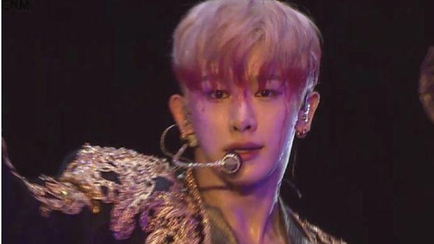 Kepala berdarah Wonho