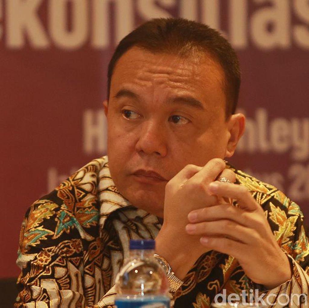 Gerindra Ajukan Ahmad Muzani Duduk di Kursi Ketua MPR