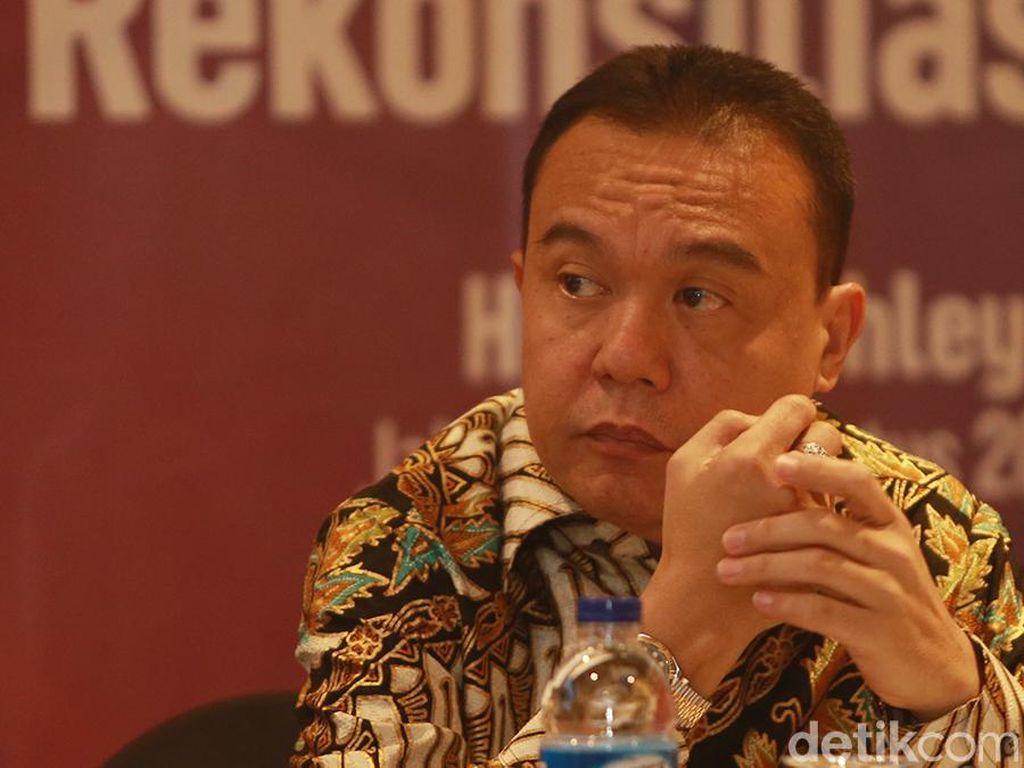 F-Gerindra DPR Ancam Tolak Revisi UU KPK, Soroti Dewan Pengawas