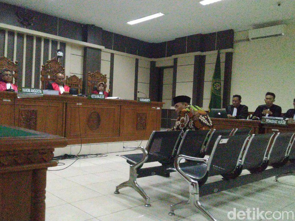 Kasus Suap Hakim, Bupati Jepara Dituntut 4 Tahun Bui