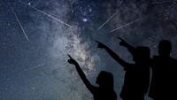 Siap-siap! Hujan Meteor Langka Muncul Pertama Kalinya Tahun Ini