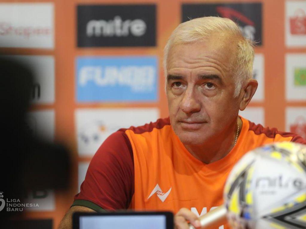 Borneo FC Fokus Amankan Posisi Kedua Klasemen Liga 1