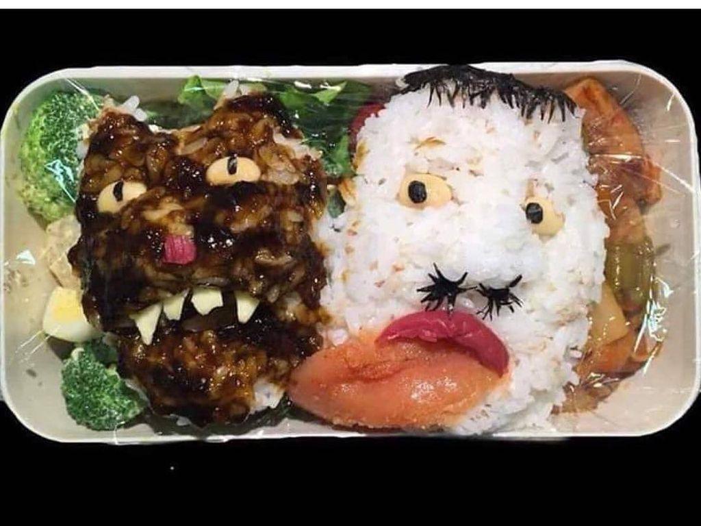 Hii Seram! 8 Bekal Makan Buat Suami Ini Bikin Merinding