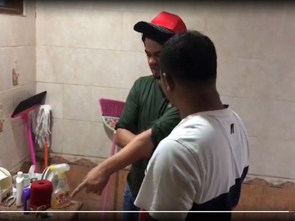 Hasil Tes Urine Artis Rio Reifan Positif Pakai Narkoba
