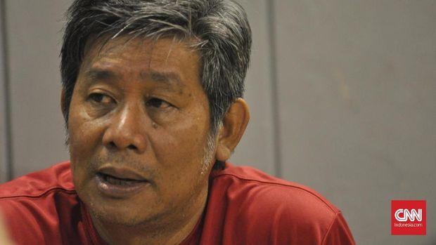 Herry IP mengawali karier sebagai pelatih di klub PB Tangkas.