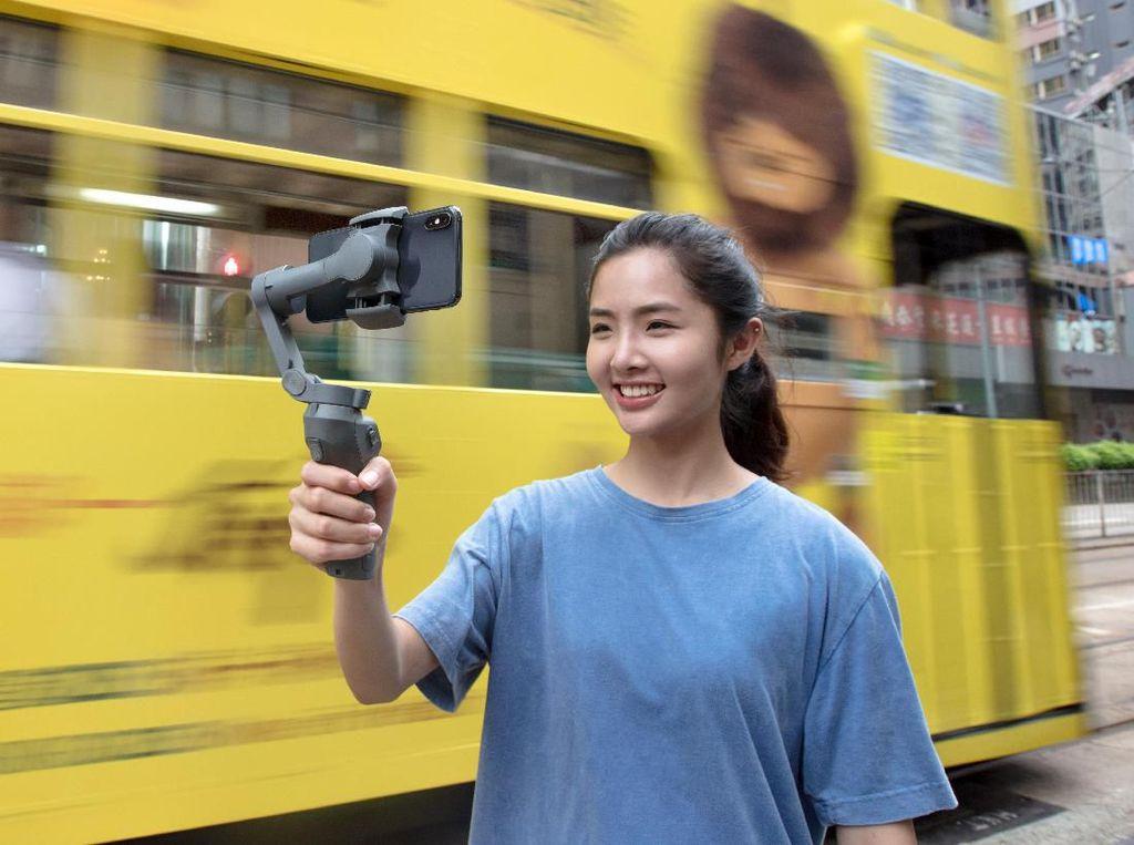 Osmo Mobile 3 Dirilis, Ini Keunggulan dan Harganya