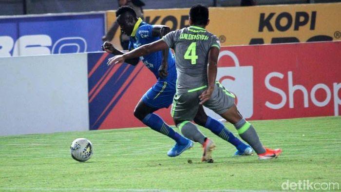 Borneo FC imbangi Persib Bandung 2-2. (Foto: Wisma Putra)