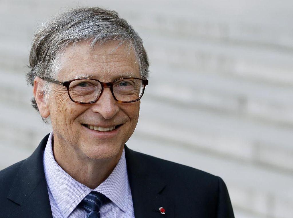 Alasan Bill Gates Pensiun Dini dari Microsoft