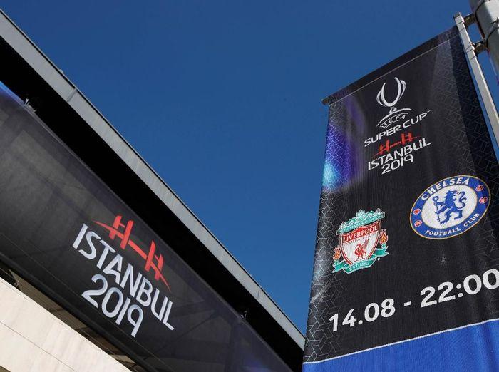 Liverpool punya kenangan manis di Istanbul Turki saat juara Liga Champions 2005 (Action Images via Reuters/John Sibley)