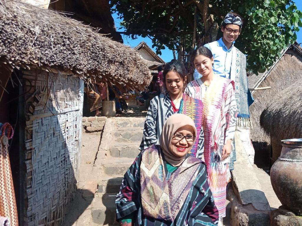 Dengar Cerita Tradisi Kawin Culik Orang Sasak, Mufidah Kalla: Unik Sekali