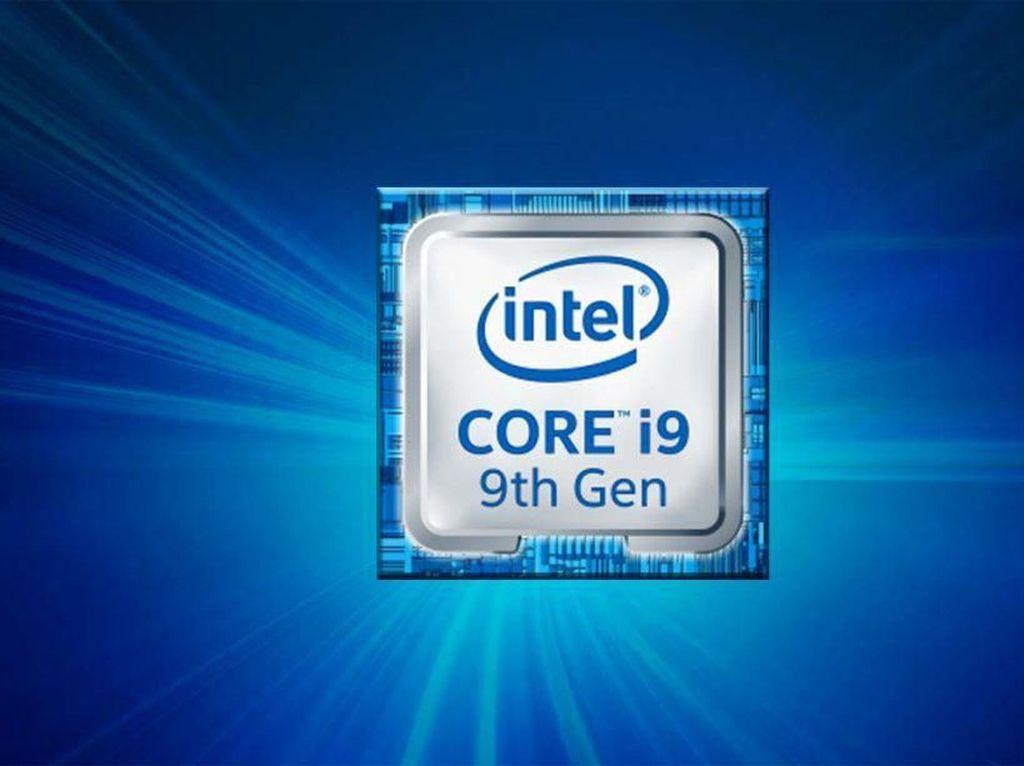 Menjajal Performa Core i7-9750H